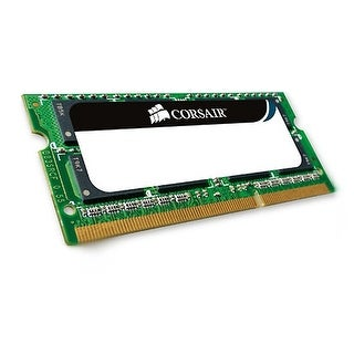 Corsair CM3X4GSD1066M Corsair 4GB (1x4GB) DDR3 1066 MHz (PC3 8500) Laptop Memory (CM3X4GSD1066)