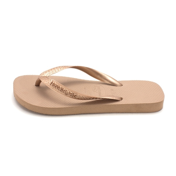 Havaianas Womens Top Flip Flop Open Toe Casual