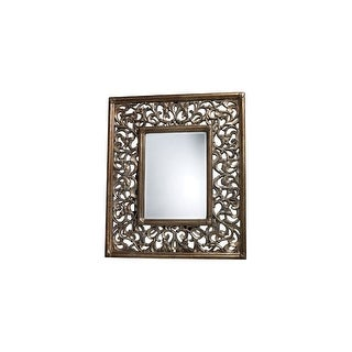 Sterling Industries DM1924 Webster Rectangular Mirror - N/A