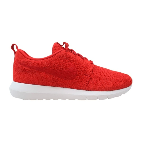 0a0ec0cee9a8 Nike Roshe NM Flyknit University Red University Red-White 677243-603 Men