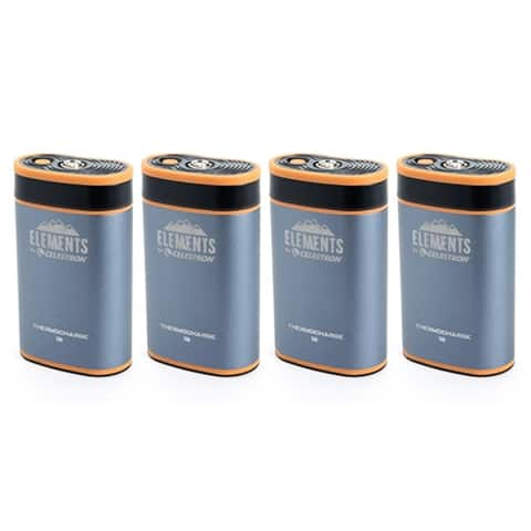 Celestron 48024 Elements 2-In-1 Hand Warmer and Charger - 4 Pack