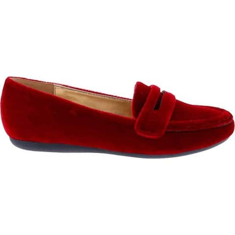 Bellini Women's Birdie Loafer Red Velvet