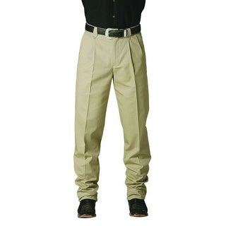 Miller Ranch Western Pants Slacks Mens The Rancher Khaki