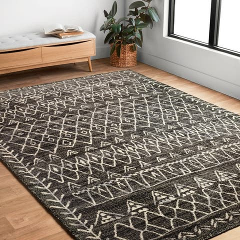 Alexander Home Brentley Tribal Moroccan Area Rug