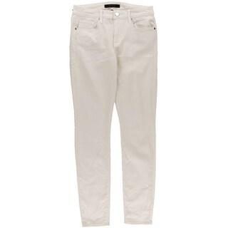 Genetic Denim Womens Stem Skinny Jeans Mid-Rise Skinny - 32