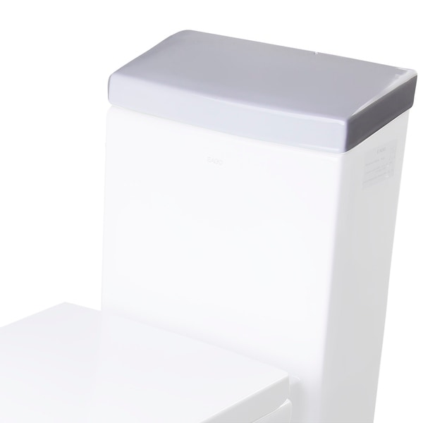 Eago R-336LID Replacement Toilet Tank Lid for TB336 - White