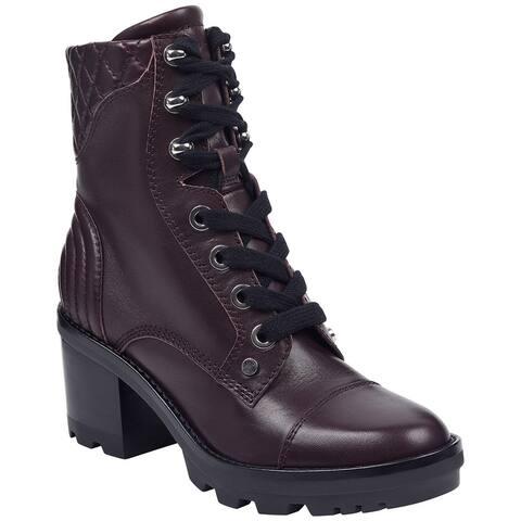 Marc Fisher Ltd Wyomi Leather Bootie