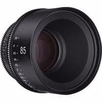 Rokinon Xeen 85mm T1.5 Lens for PL Mount - black