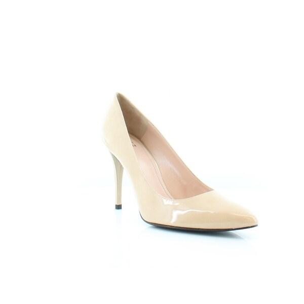 Stuart Weitzman Power Women's Heels Adobe Aniline - 7.5