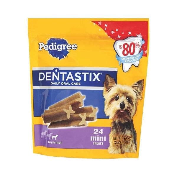 Pedigree 24Ct Mini Dentastix