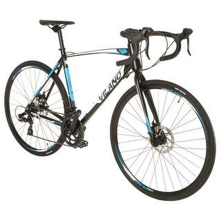 Vilano Shadow 3.0 Road Bike Shimano STI Integrated Shifters, Tektro Disc Brakes 2018|https://ak1.ostkcdn.com/images/products/is/images/direct/0435f06a5c3fb87cbe01414f70455c2d43396364/Vilano-Shadow-3.0-Road-Bike-Shimano-STI-Integrated-Shifters%2C-Tektro-Disc-Brakes-2018.jpg?impolicy=medium