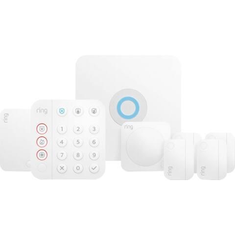 Ring Alarm 8-piece Kit 2nd Generation - White