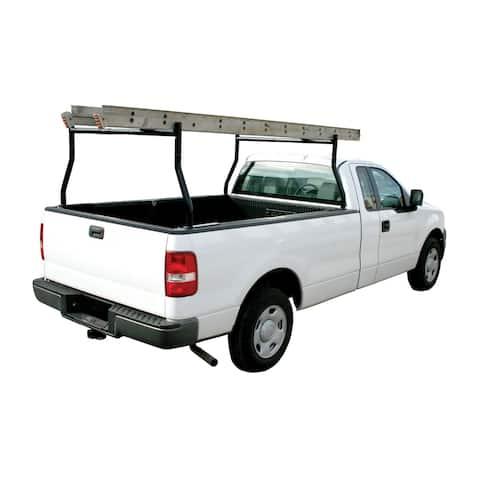 Offex Cargo Truck Rack - Black