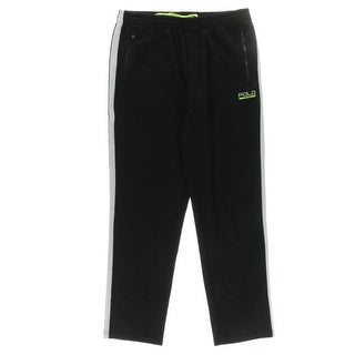 Polo Sport Ralph Lauren Mens Track Pants Piping Interlock Track - XL