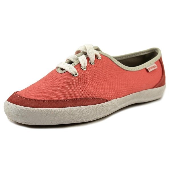 Pointer Hesperus Women Washed Coral Sneakers Shoes