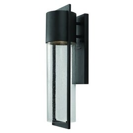 "Hinkley Lighting 1324-LED 20.5"" Height Dark Sky LED Outdoor Wall Sconce from the Shelter Collection"