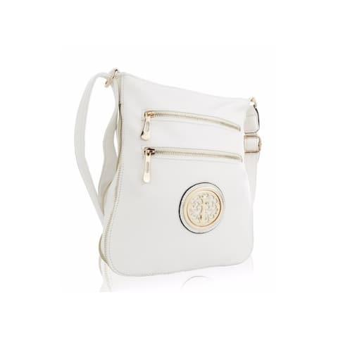 Mkf Collection By Mia K Aline Crossbody Shoulder Bag
