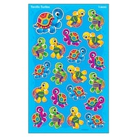 Terrific Turtle Super Stickers Lg