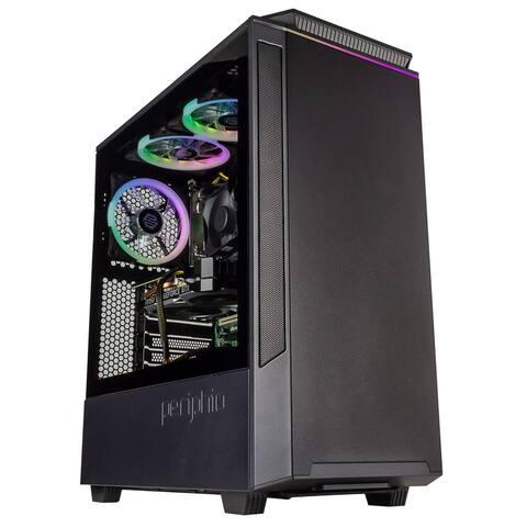 Periphio Gaming Computer i7 16GB RAM 500GB SSD + 1TB Win 10 GTX 1660 Super 6GB