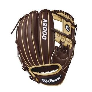 """Wilson Baseball Infield Glove A2000 11.75"""" 1787 Mitt RHT WTA20RB181787"""