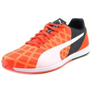 Puma Evo Speed 1.4 Round Toe Synthetic Running Shoe