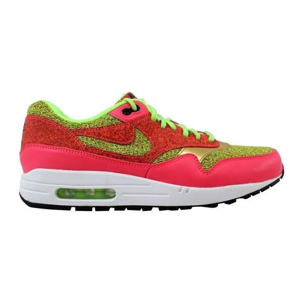 e3f5f9800452 sale nike womenx27s air max 1 se ghost green ghost green 881101 46c77 b22b7