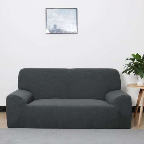 Unique Bargains Stretch Loveseat Slipcover 55-66 inches - loveseat 55-66 inches