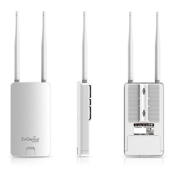 Engenius Ens202ext Long Range 11N 2.4Ghz Wireless Outdoor Access Point