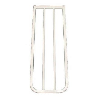 """Cardinal Gates Extension For AutoLock Gate And Stairway Special White 10.5"""" x 1.5"""" x 29.5"""""""