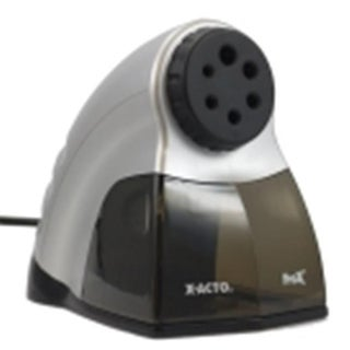X-Acto Electric Pencil Sharpener, Silver