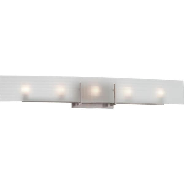 Nuvo Lighting 60/5188 Yogi 5 Light Bath Bar