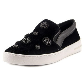 Michael Michael Kors Keaton Slip On    Canvas  Fashion Sneakers
