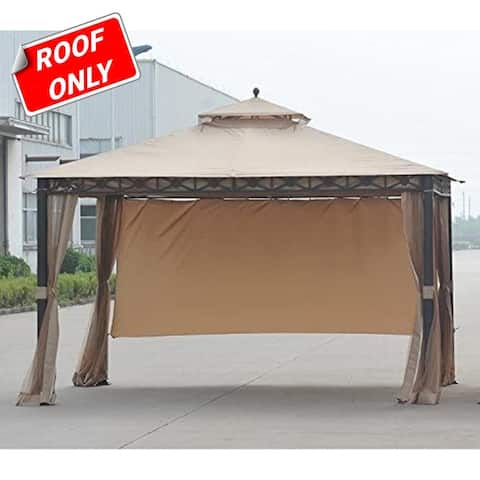 Sunjoy Replacement Sunshade for model L-GZ425PST 10x12 S&H Allogio Gazebo