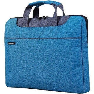 "Kingsons Concord series 13.3"" blue laptop bag"