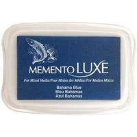 Bahama Blue - Memento Luxe Ink Pad