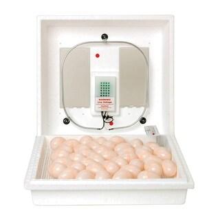 Miller 9300 Still Air Egg Incubator 110V, White