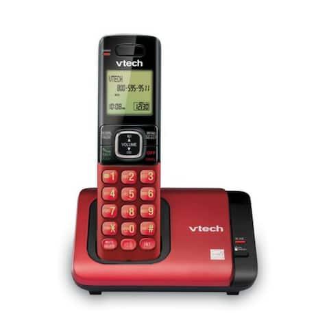 VtechA CS6719-16 Cordless Phone with Caller ID/Call Waiting, Dect 6.0