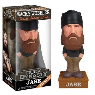 Duck Dynasty Jase Robertson Talking Wacky Wobbler - multi
