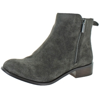 Jessica Simpson Kesaria Casual Ankle Suede Booties