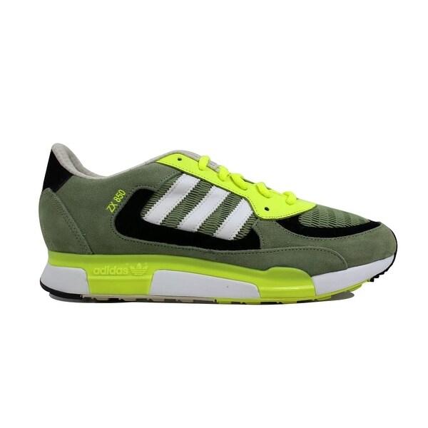 innovative design a086a 636a8 Adidas Men  x27 s ZX 850 Green White D65237
