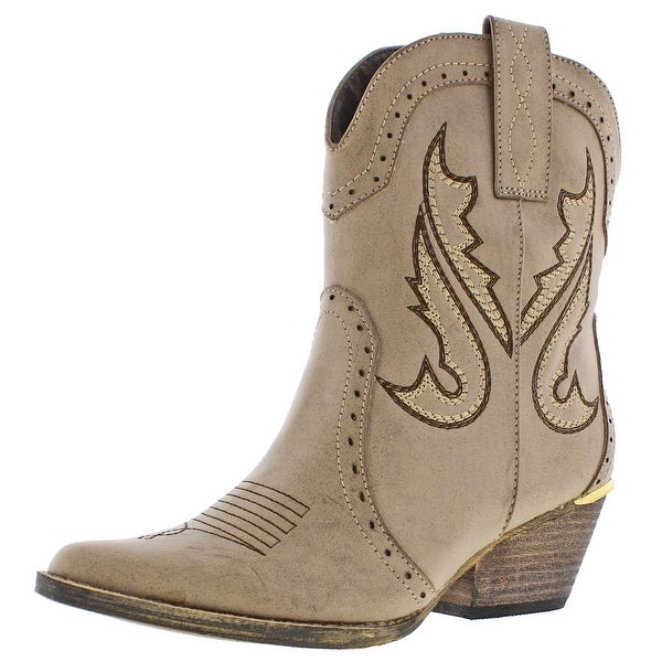 Very Volatile Markie Women's Western Cowgirl Boots