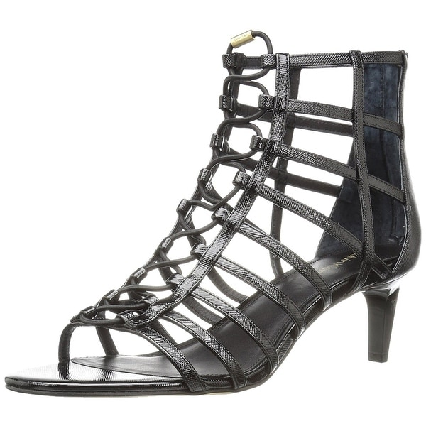Calvin Klein Womens NEAH Open Toe Casual Strappy Sandals