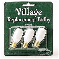 Village Replacement Light Bulbs