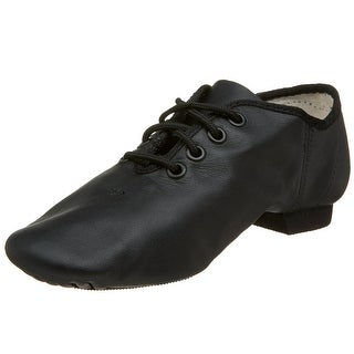 Capezio Economy Jazz Oxford Lace-Up Jazz Shoe
