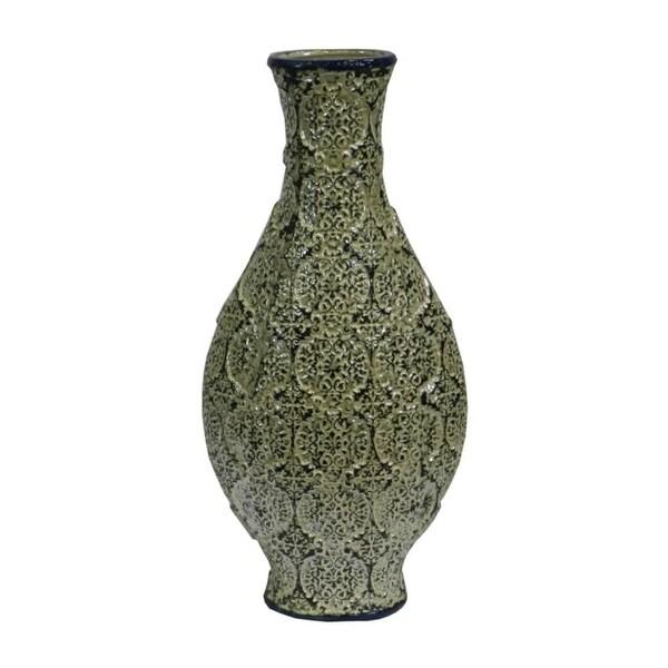 Elegant Ceramic Vase - Benzara(EN30846)