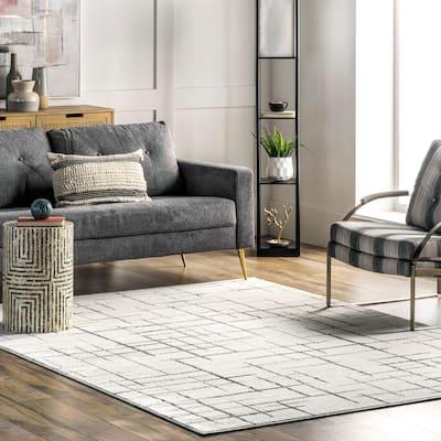 nuLOOM Iset Contemporary Area Rug