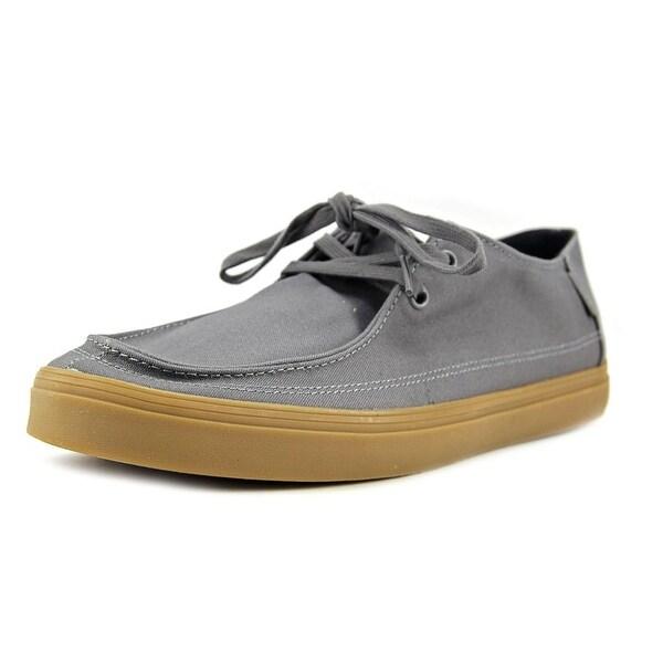 Vans Rata Vulc SF Round Toe Canvas Sneakers