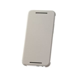 HTC Flip Case for HTC One (E8) - Light Brown