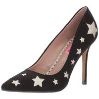 Betsey Johnson Women's Pryce Dress Pump