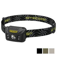 NITECORE NU30 White/Red/High CRI Output Rechargeable Headlamp